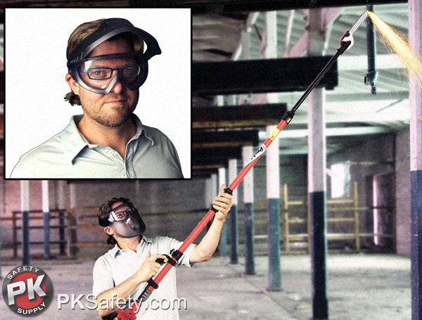 619e2e7b357 Goggles and Face Shield That Work Over Prescription Glasses  - PK ...